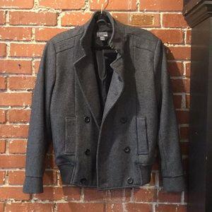 H&M grey combo wool/poly Men's Jacket. 36R